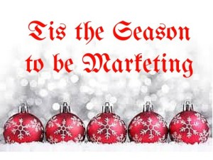 Tis the Season to be Marketing – Christmas Campaigns in a B2B world