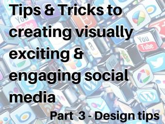 design tips for social media