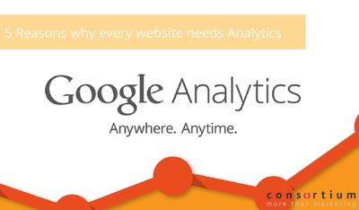 5 Reasons why every website owner needs Google Analytics