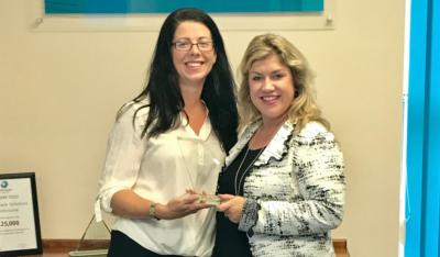 Women in Business award winners