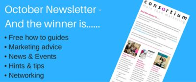 marketing advice - october newsletter from Marketing Agency in Worthing West Sussex