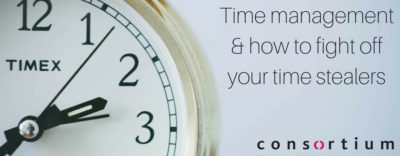 Time Management Time Stealers
