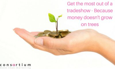 Get the most out of a tradshow