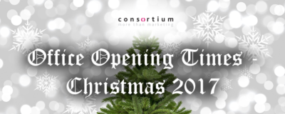 Office Opening Times – Christmas 2017