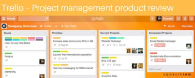 Trello – Project management product review