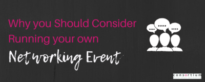 Run your own networking event