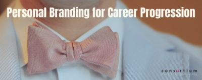 Personal branding for career progression