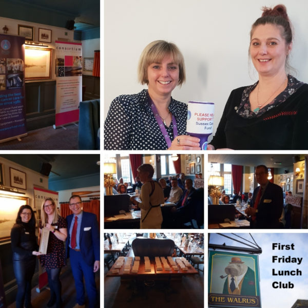 First Friday Lunch Club Networking