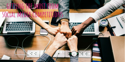 Getting the most from social media competitions