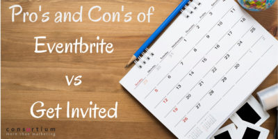 Pros and Cons of Eventbrite vs Get Invited