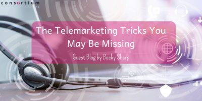 The Telemarketing Tricks You May Be Missing