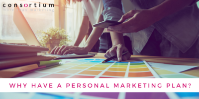 Why should you have a personal marketing plan?